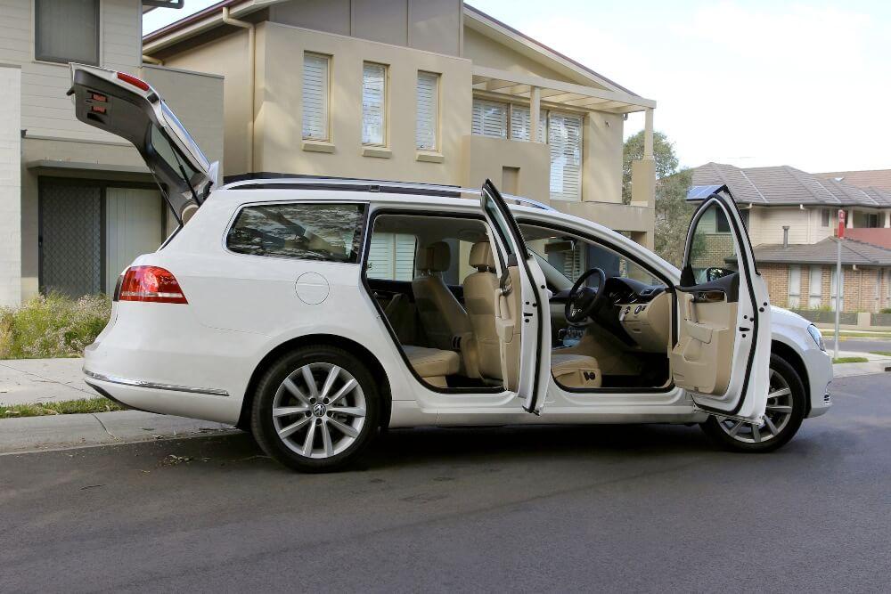 Как открыть багажник без ключа